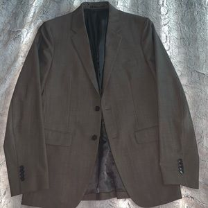 Men's PreOwned Brown Theory Xylo NP Blazer Size 38